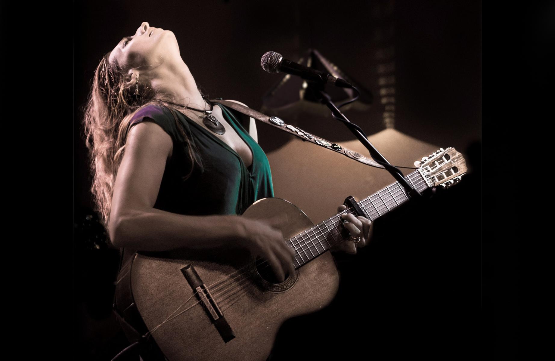 Tori Sparks trae 'La Huerta' a España