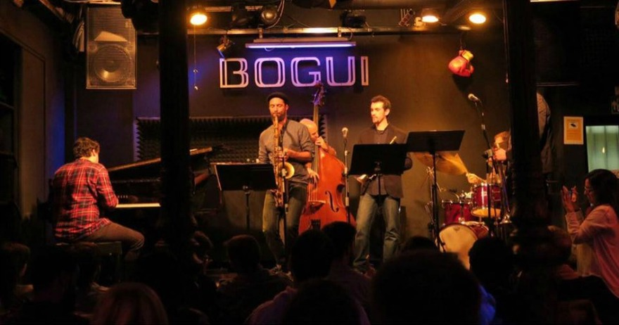 Colectivo Hard Bop en el Bogui Jazz