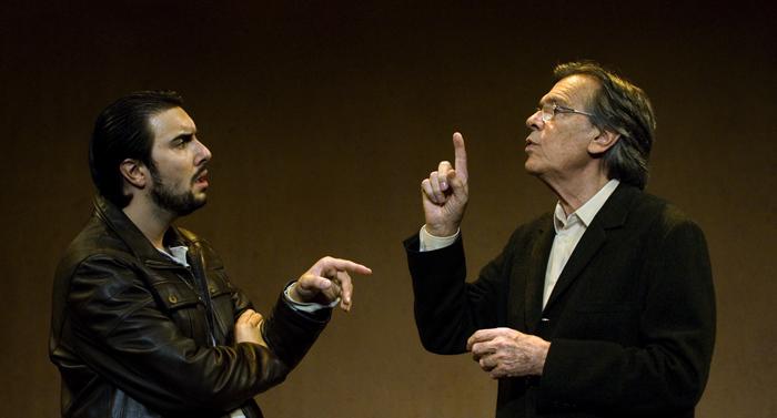 Serlo o no, la cuestión judía en el Teatro Guimerá