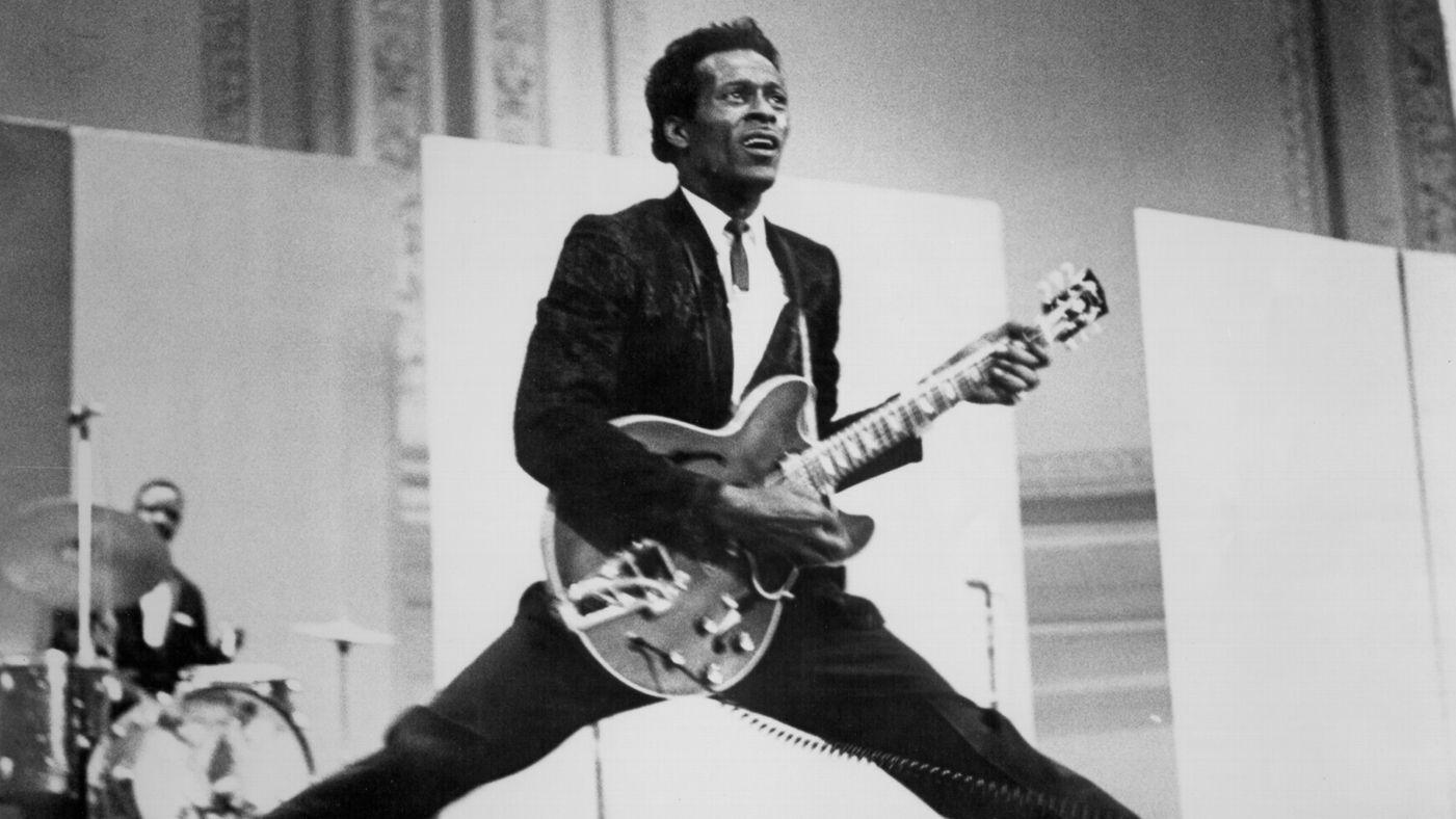 Fallece Chuck Berry en Misuri
