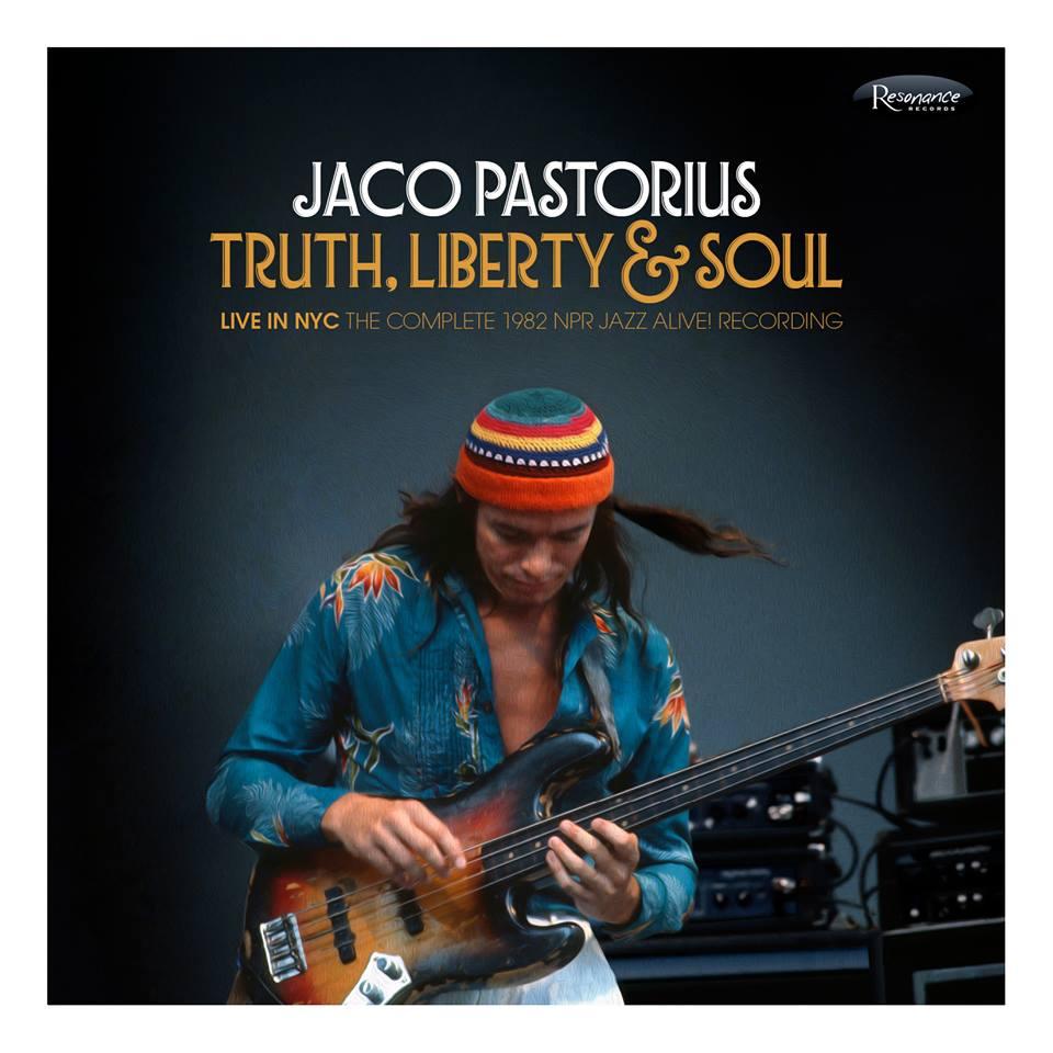 Truth, Liberty & Soul, nuevo directo de Jaco Pastorius