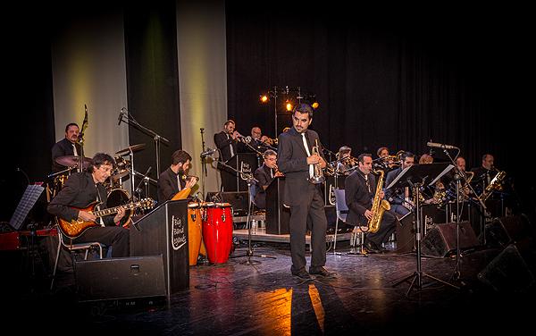 Leganés Big Band presenta '7 años no es nada' con Noa Lur