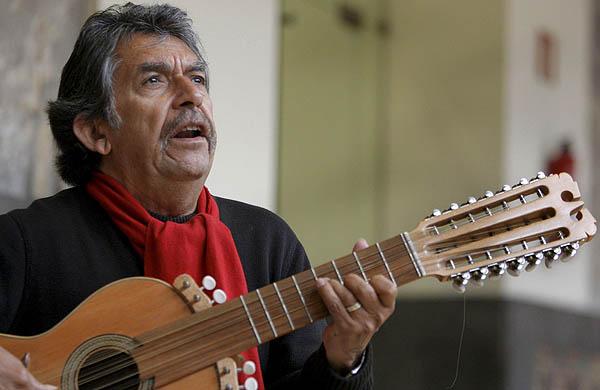 Fallece a los 73 años el chileño Ángel Parra