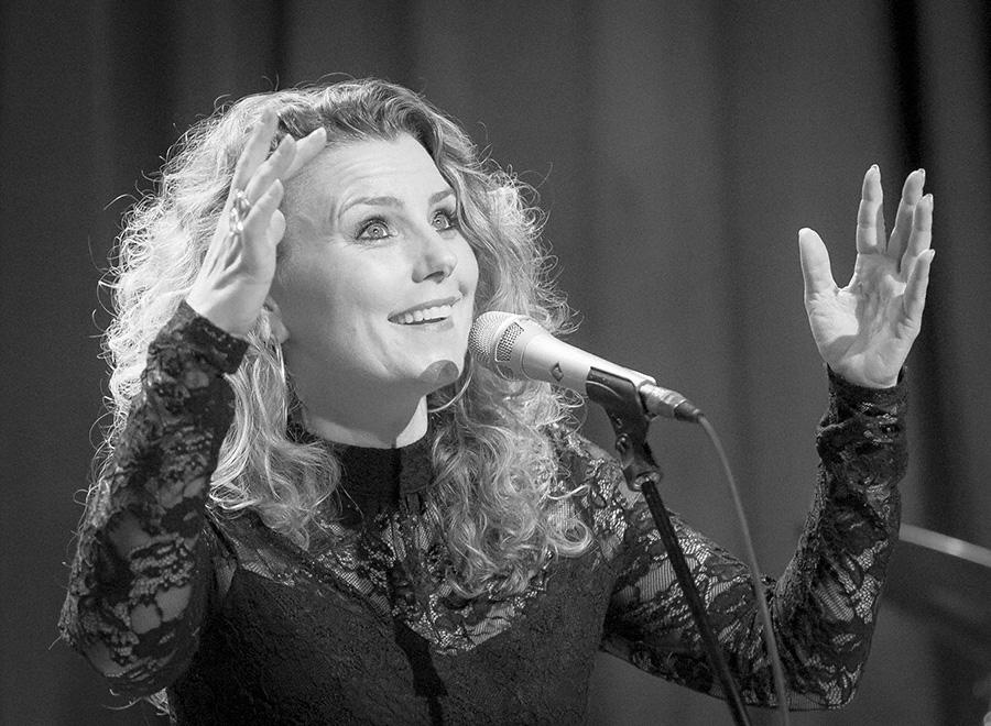 Hanne Tveter vuelve a Madrid con su nuevo disco 'My Footprints'