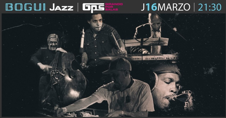 DJ Toner & Domestic Jazz Collective en el Bogui Jazz