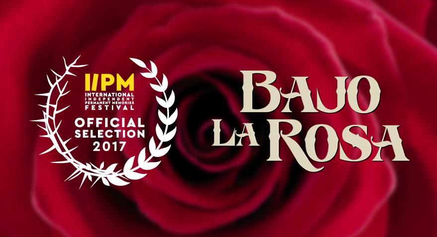 Bajo la rosa, de Josué Ramos en el IIPM Festival, Italia