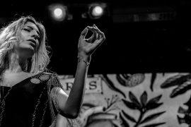 24+Tori+Sparks+La+Huerta+Album+Release+Concert+Luz+de+Gas+Barcelona+Spain