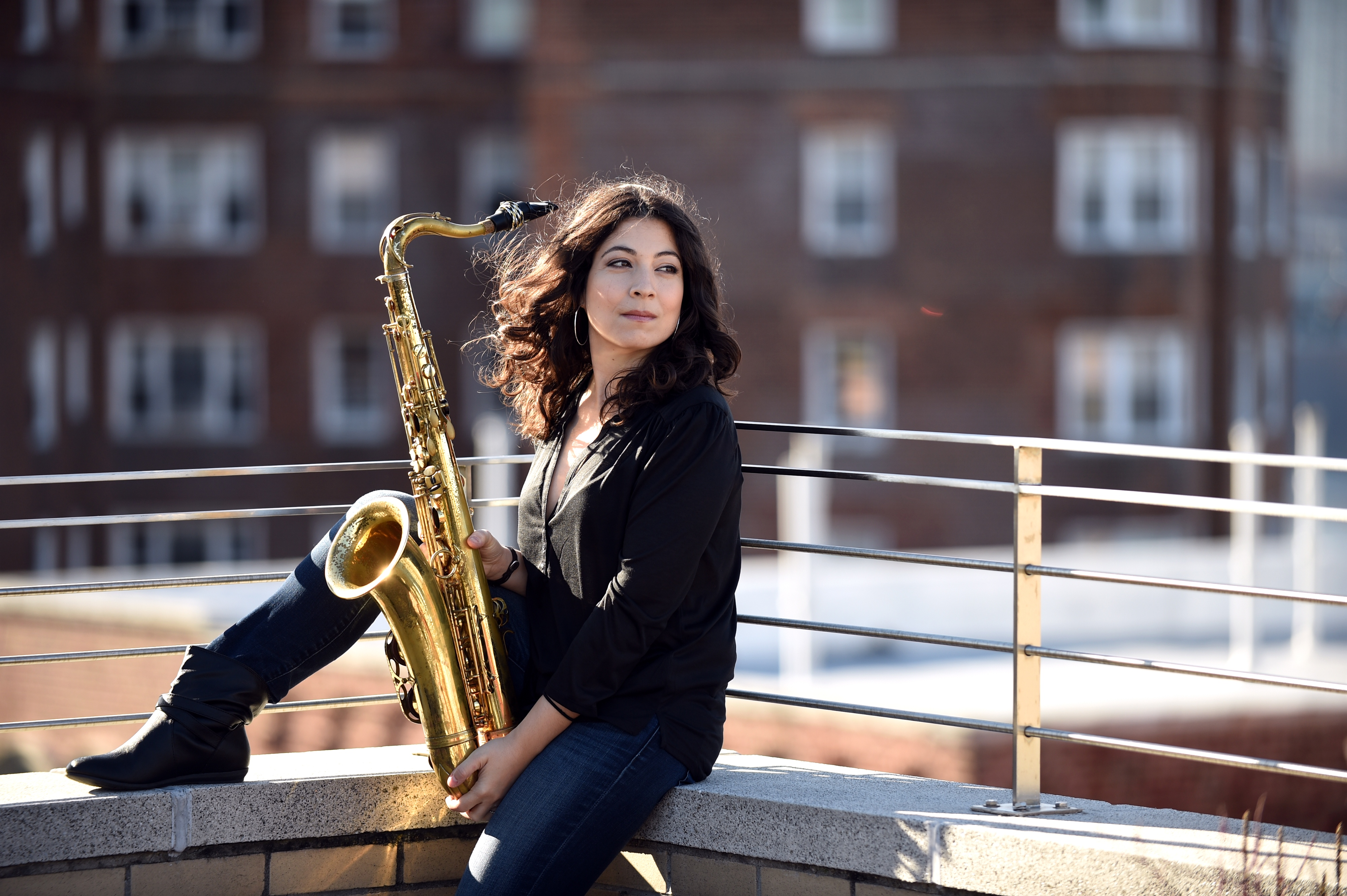 Berta Moreno : 'Cada canción es una aventura'