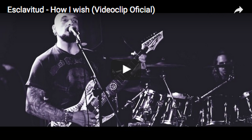 'How I wish', del disco 'Return to Eden' de Esclavitud