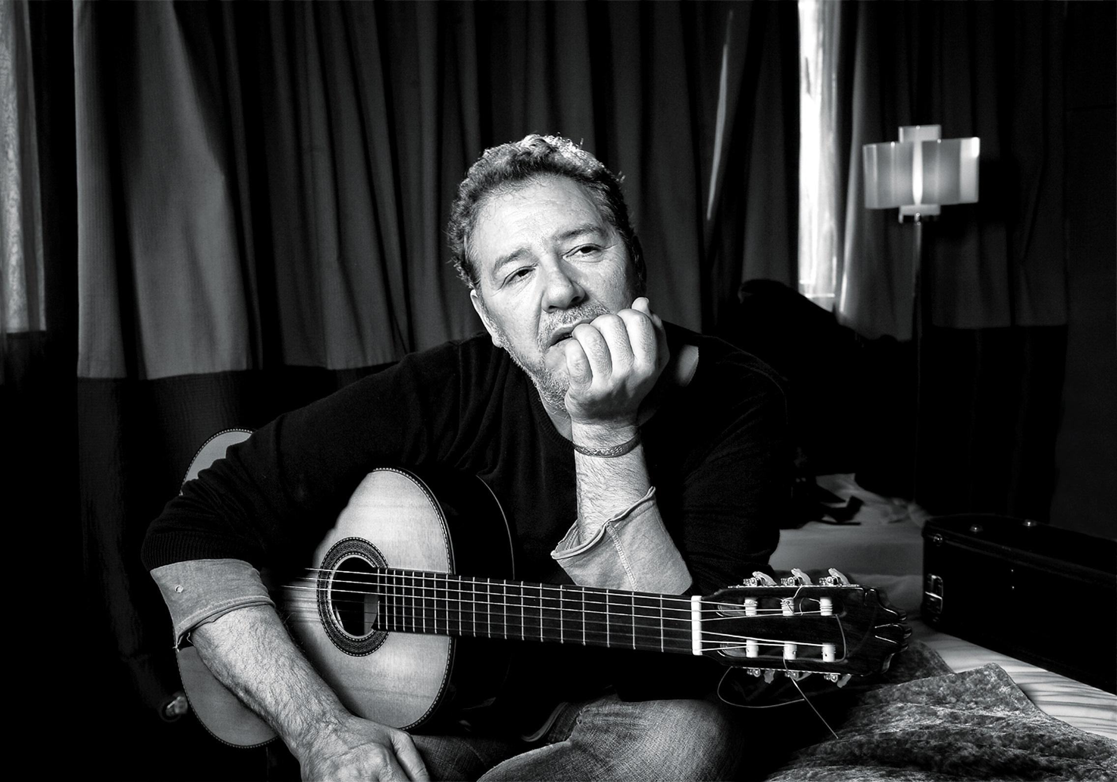 Revólver presenta en Lanzarote, Gran Canaria y Tenerife su duodécimo álbum, 'Capitol'