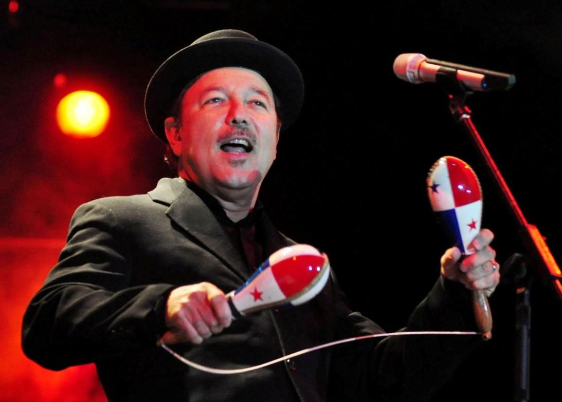 Rubén Blades en julio en Canarias