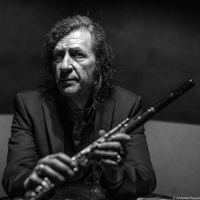 La pasión según Jorge Pardo, en Bogui Jazz