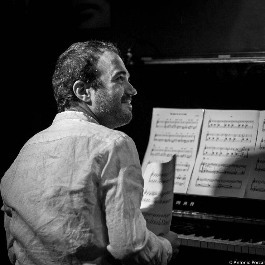 Moisés P. Sánchez y Anaut en el I Festival Jazz Made in Spain