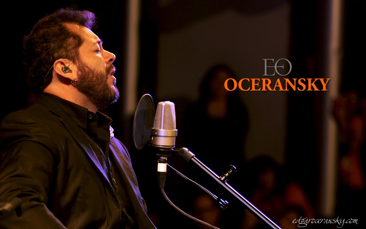 Edgar Oceransky trae sus canciones a Canarias