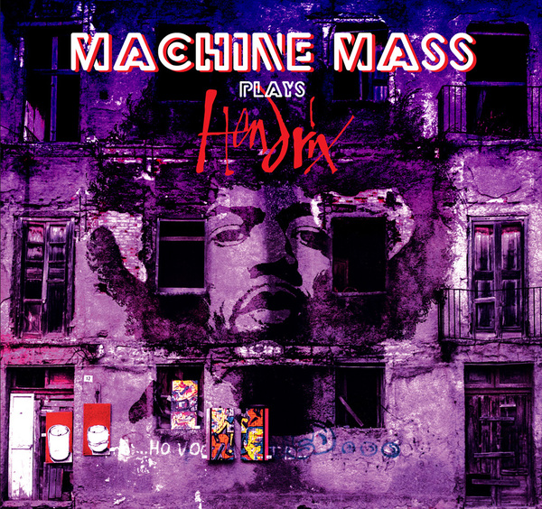 Machine Mass pone a la venta Plays Hendrix