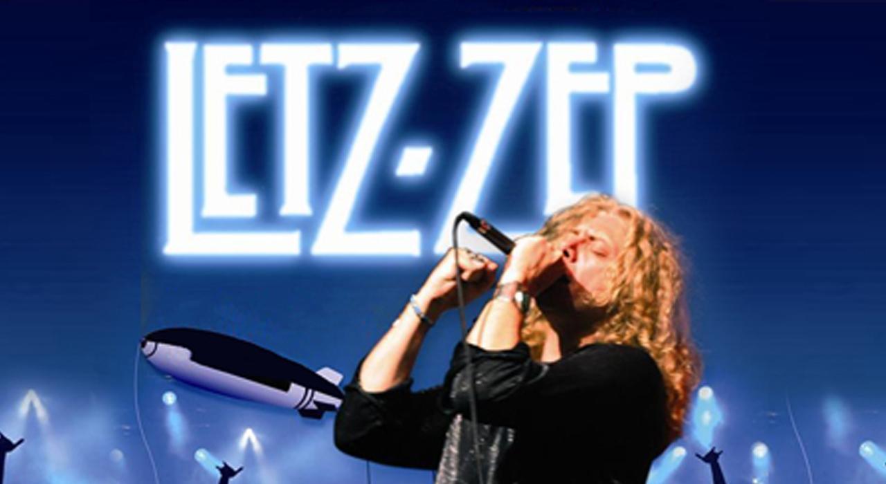 Letz Zep tiene doble cita con el público tinerfeño