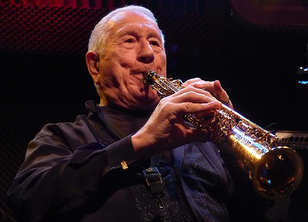 Pedro Iturralde, triple fecha en Bogui Jazz