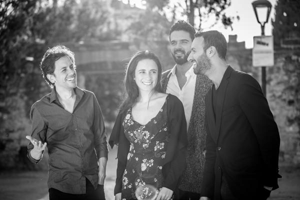 Sofia Ribeiro actúa en Bogui Jazz