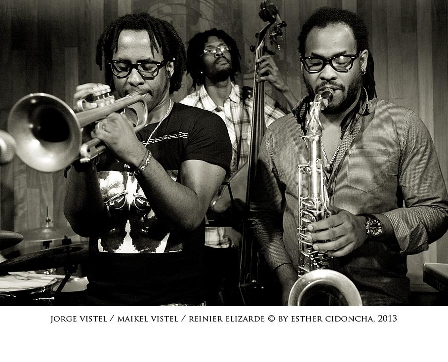 Eran Har Even, Abe Rábade y los hermanos Vistel en el VI Seminario de Jazz & Música Moderna
