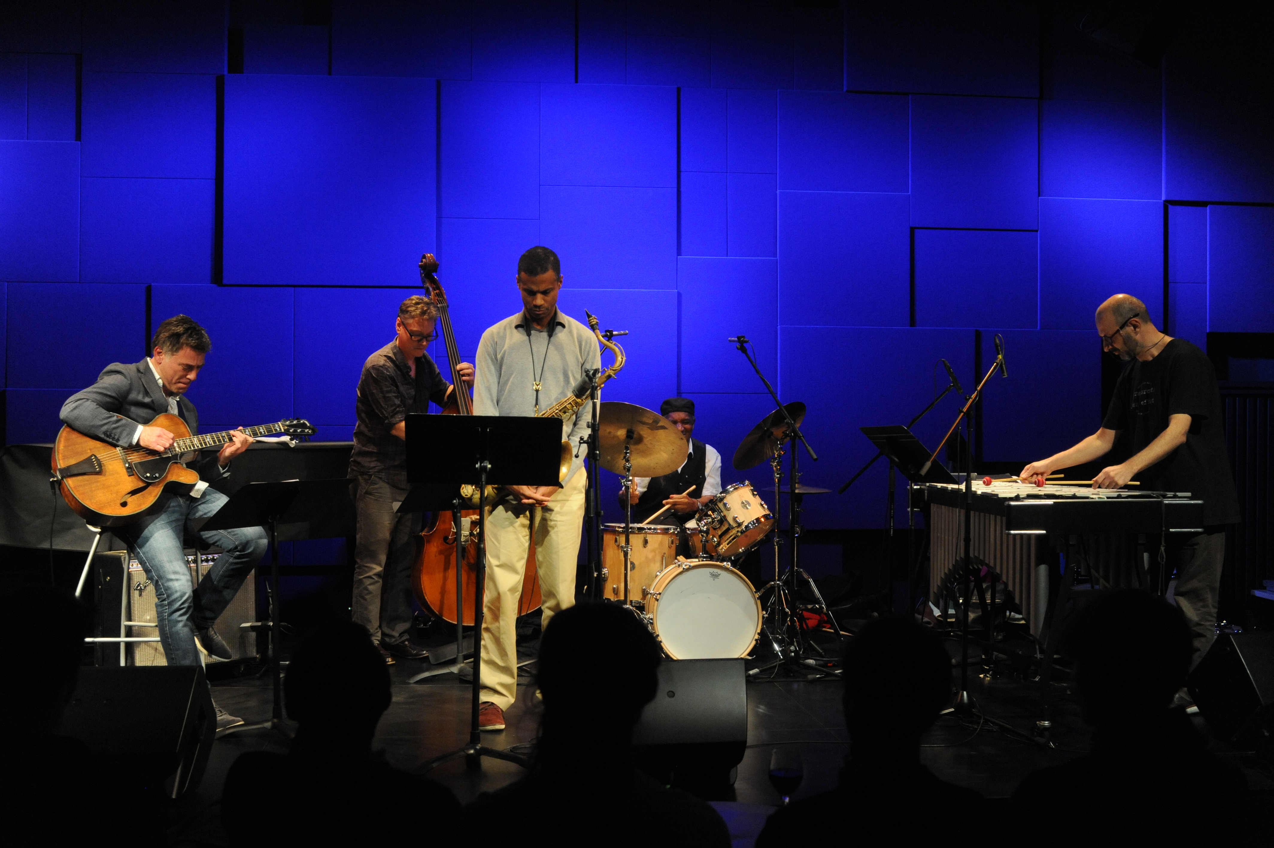 Jorge Rossy Vibes Quintet visita Madrid con una doble cita