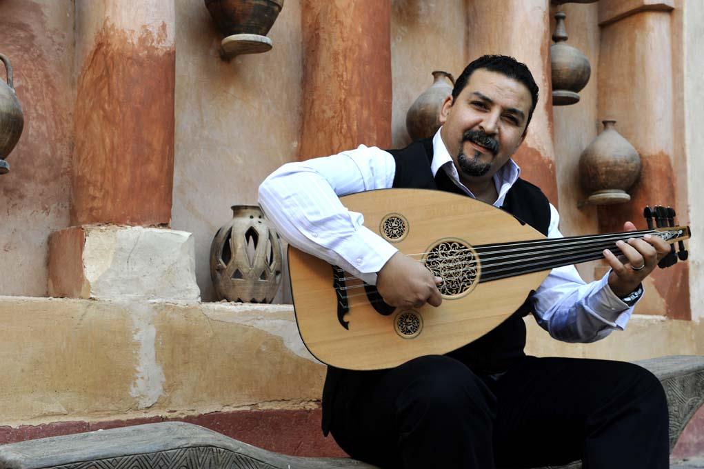 Driss El Maloumi y Macaronesian Jazz Quartet en #Naturajazz