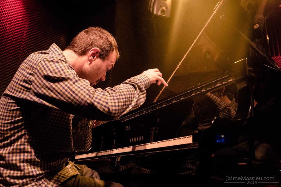 Moises P. Sánchez gana los premios MIN en jazz