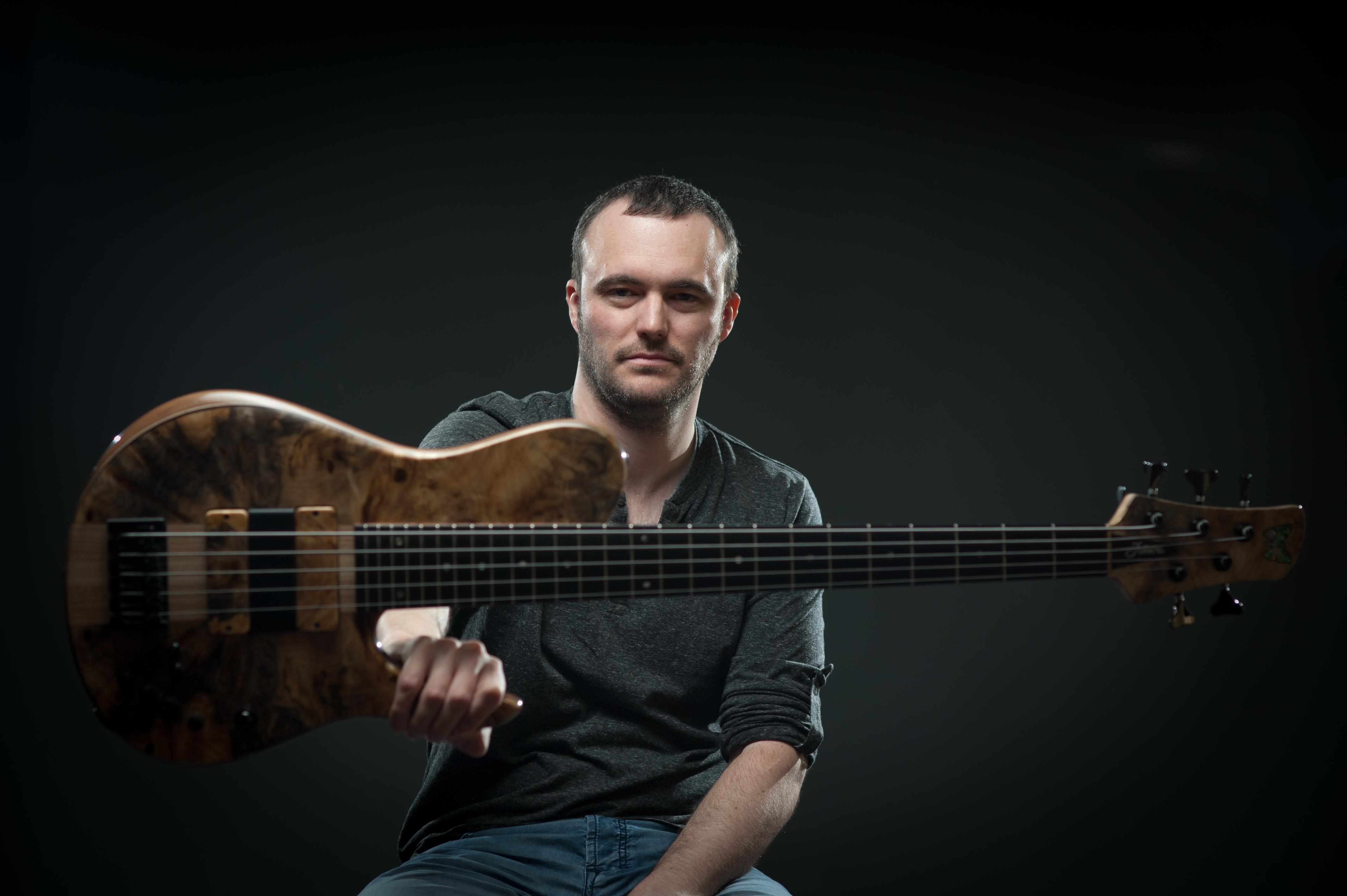Masterclass de Janek Gwizdala en Madrid