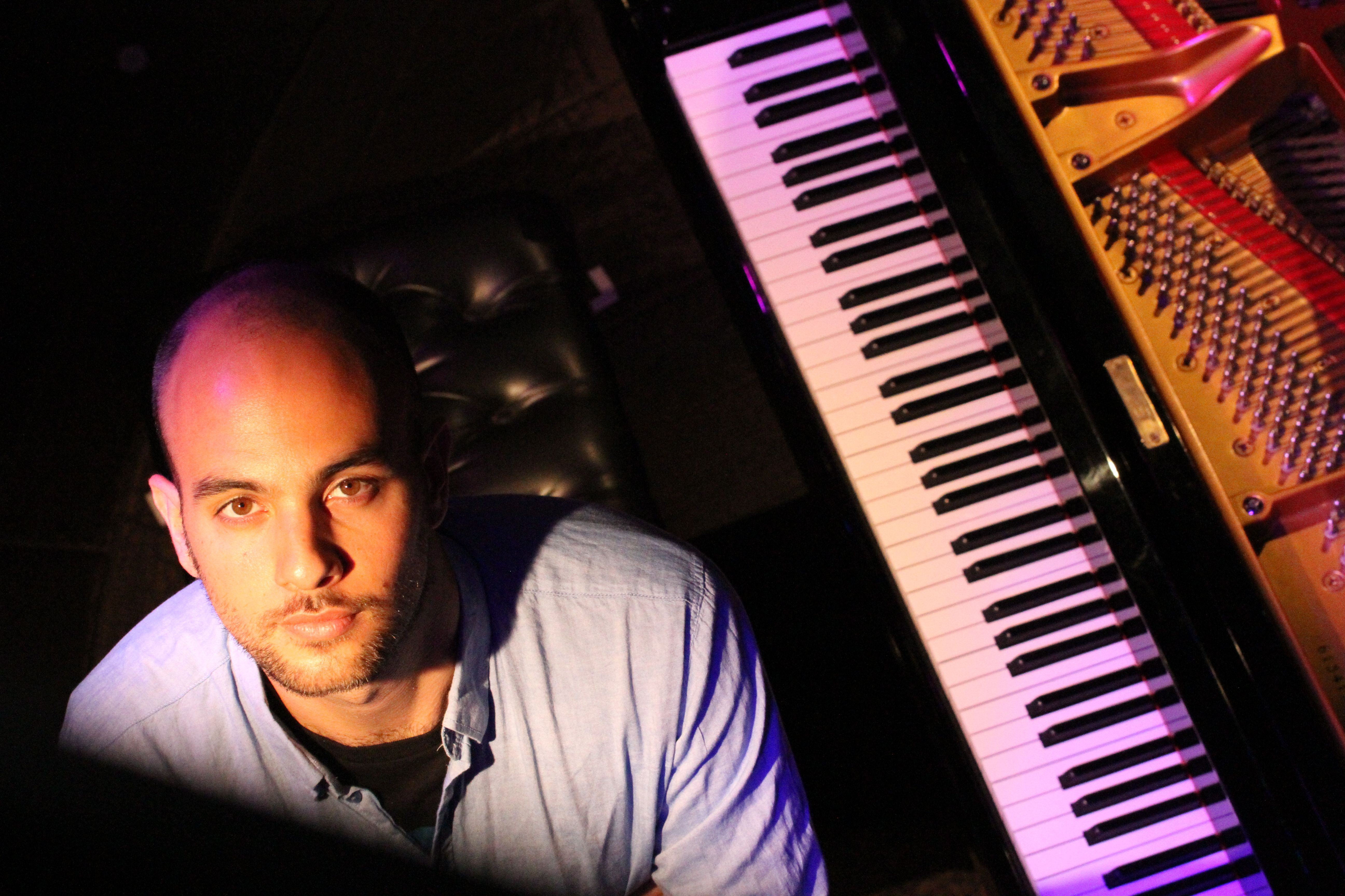 Shai Maestro: 'Las actuaciones en solitario son mi nueva pasión'