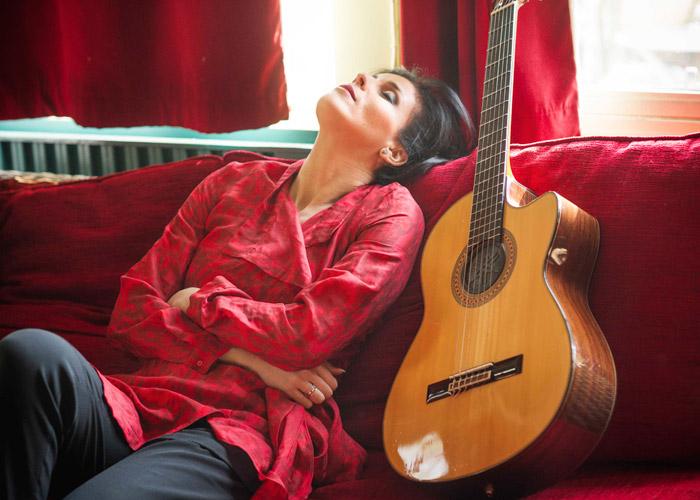 Souad Massi toca en Noches de Ramadán