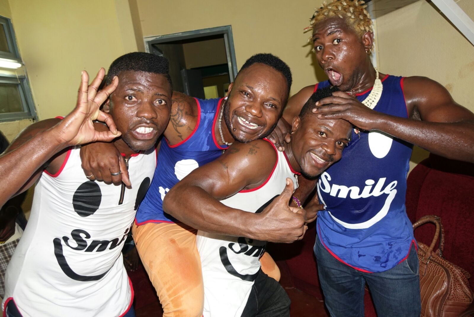 Festival Mumes baila a ritmo de Kizomba y Kuduro