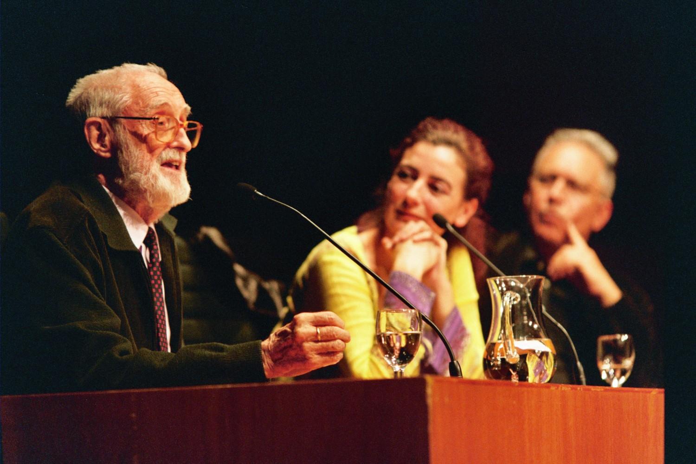 La Fundación Cajacanarias homenajea a José Luis Sampedro