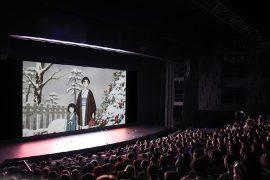 """Sarusuberi: Miss Hokusai""/Miss Hokusai, Bonlieu Grande salle"