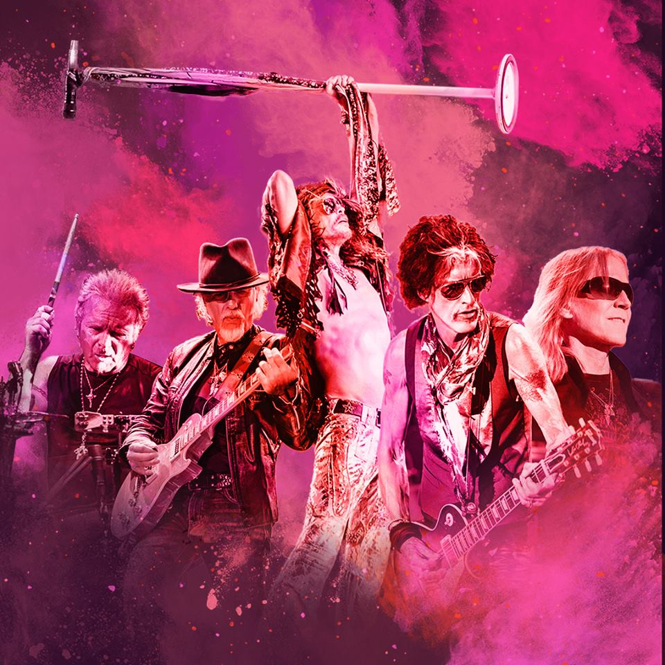 Aerosmith enciende Tenerife