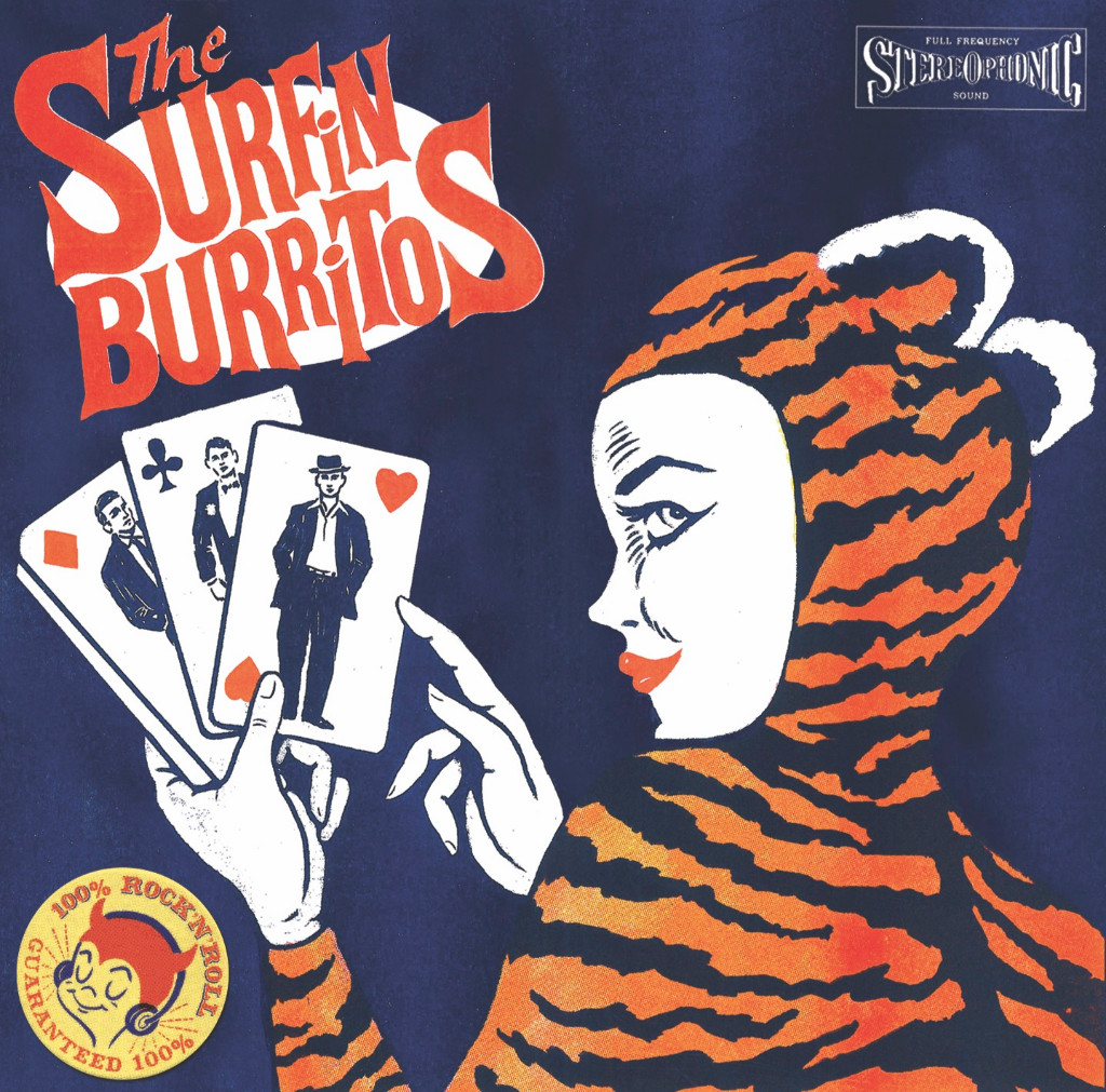 The Surfin Burritos, nuevo disco de surf rock