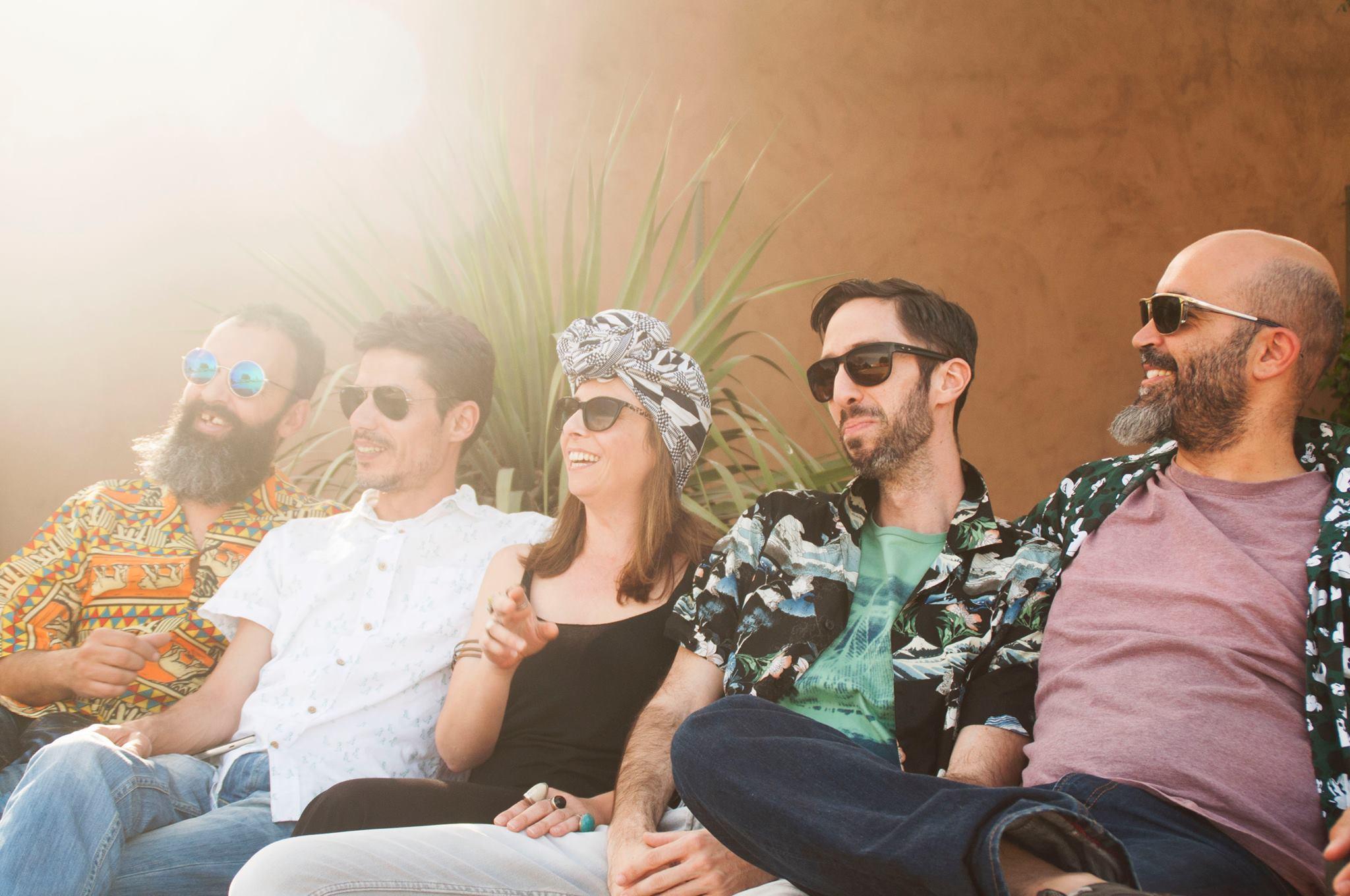 Carmela Visone & The Grooves cierra la temporada en Rayuela