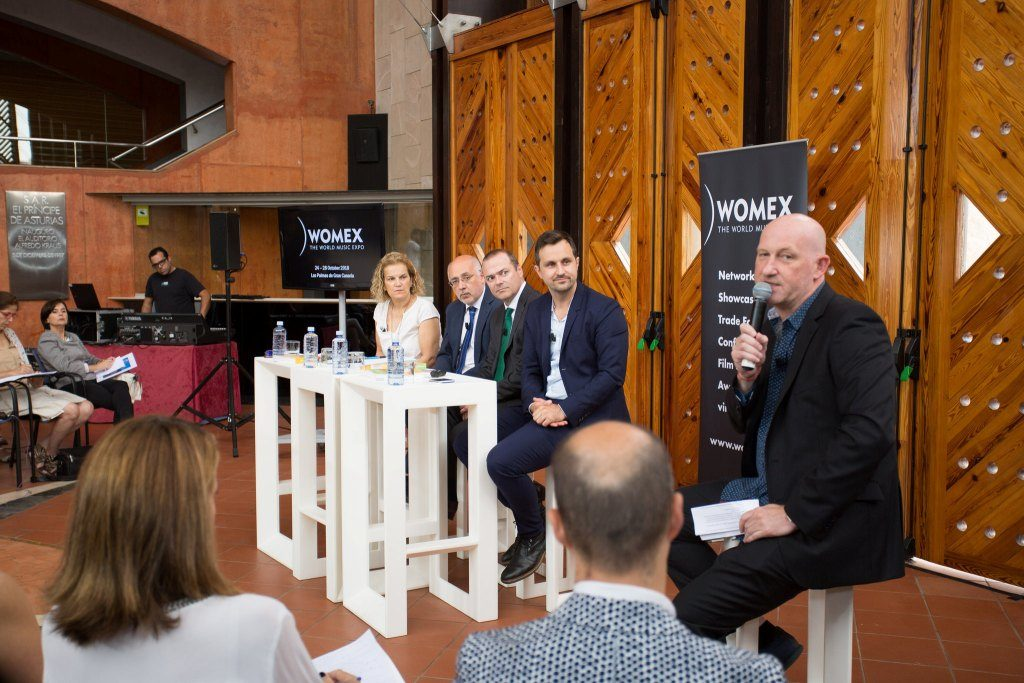 Womex se celebrará en Gran Canaria en el año 2018
