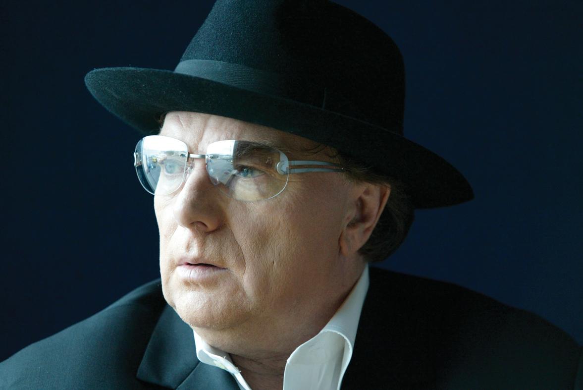 Van Morrison actúa en Madrid en diciembre y nuevo disco