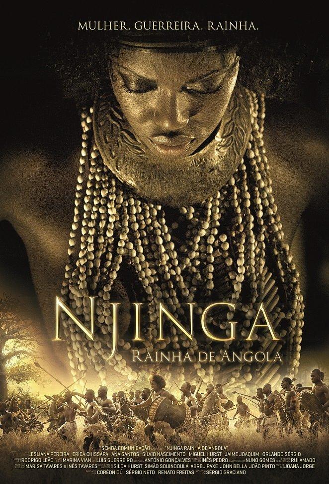 Cine sobre la reina angoleña que desafió el poder masculino en el siglo XVII