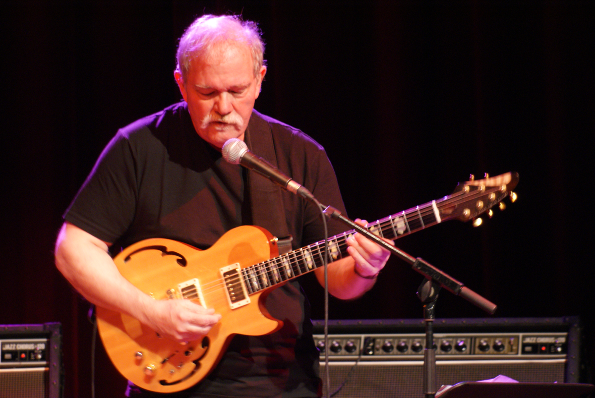 Fallece el guitarrista John Abercrombie