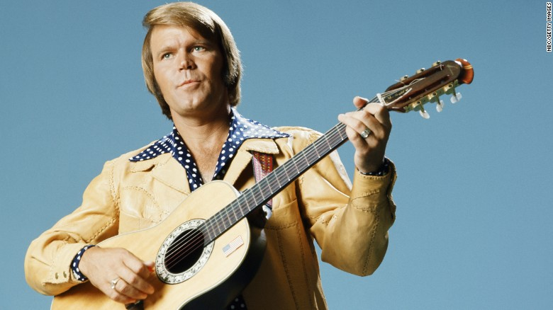 Fallece la leyenda del country Glen Campbell