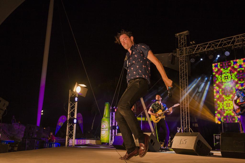 El Maspalomas Music Festival mira ya a 2018