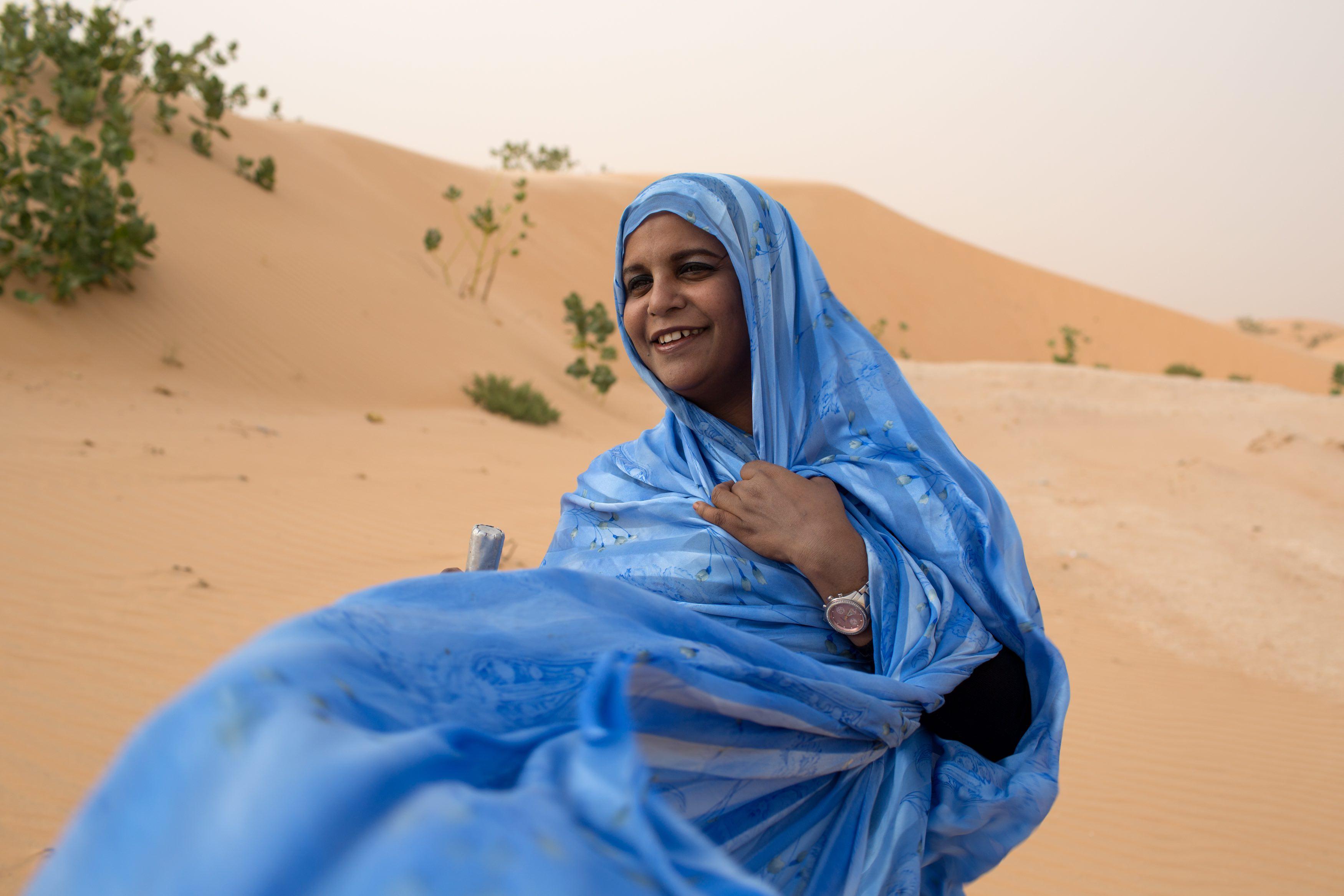 La mauritana Noura Mint Seymali, nuevo nombre en sumarse al Festival Boreal 2017