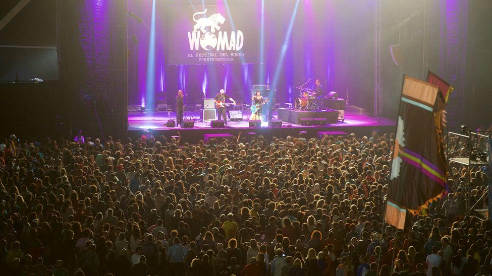 El Womad vuelve a Las Palmas de Gran Canaria