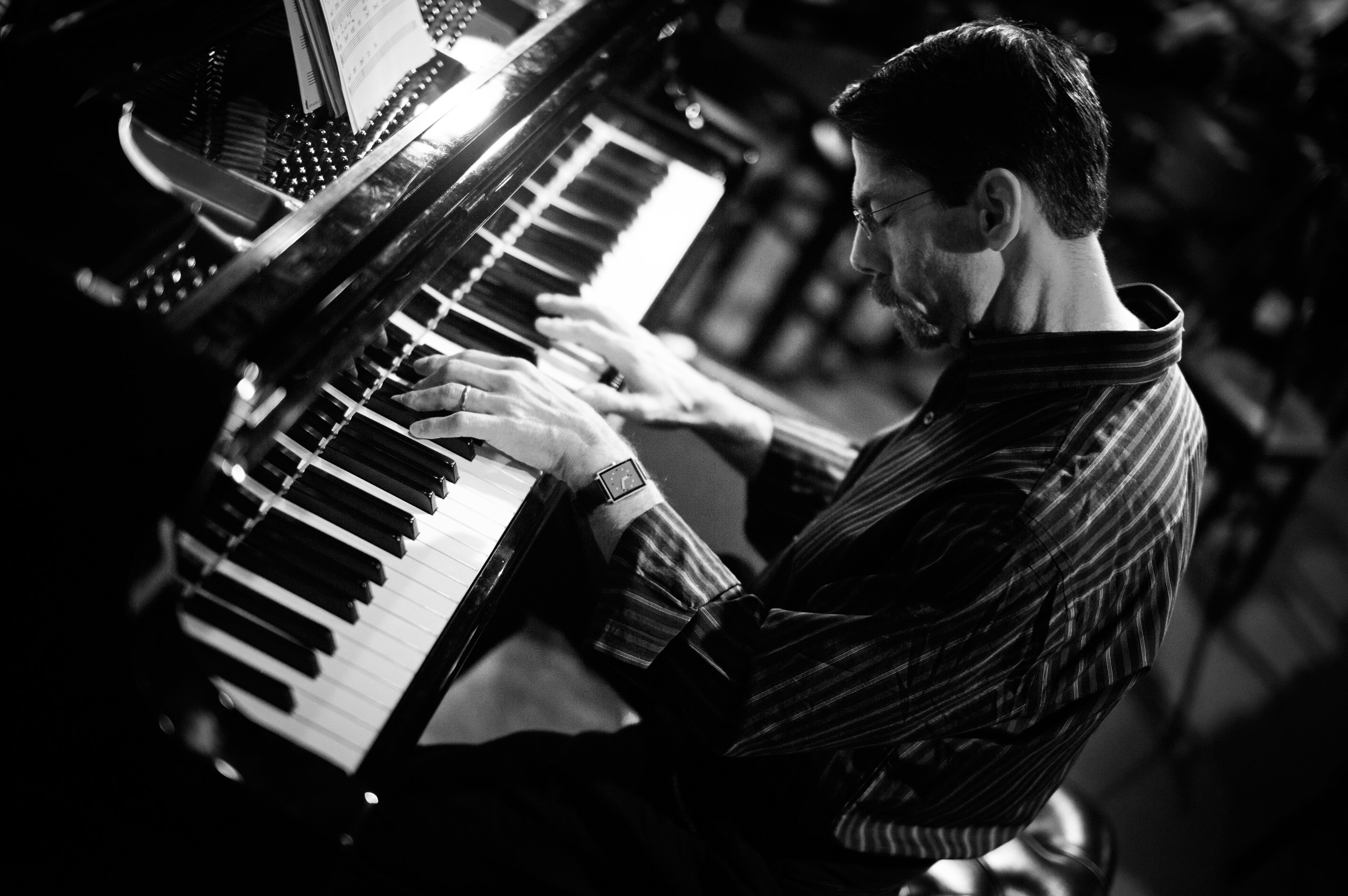 Fred Hersch publica Open Book