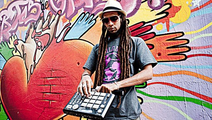 Kumar Sublevao – Beat Band en el Bogui Jazz