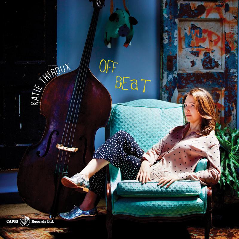 Off Beat es el nuevo disco de Katie Thiroux