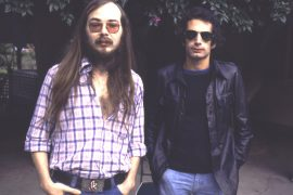 Walter Becker and Donald Fagen of Steely Dan, 1977 (Photo by Chris Walter/WireImage)