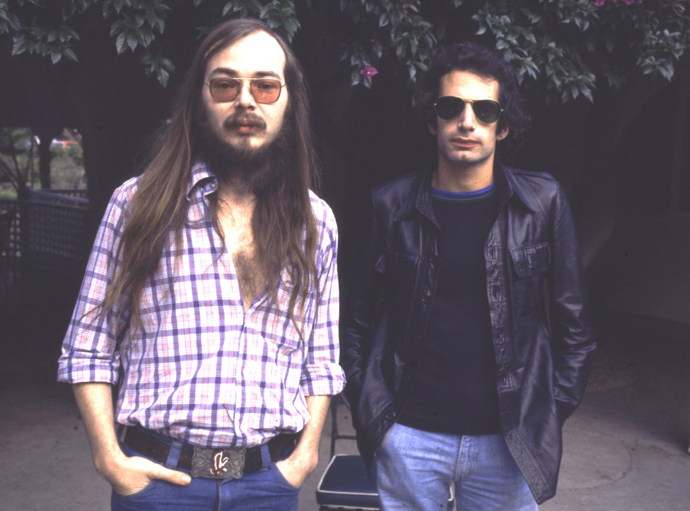 Fallece Walter Becker de Steely Dan