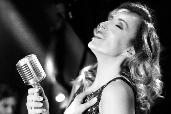 Celia Vergara Time to Play en Bogui Jazz