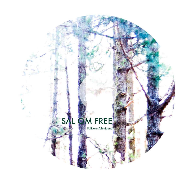 El folk alienígena de Sal Om Free en el Café Teatro Rayuela